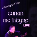 Eunan McIntyre Live in Doms Pier 1, Donegal Town