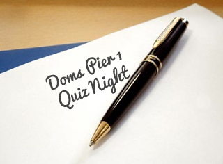 quiz nights in Doms pier 1 Donegal Town